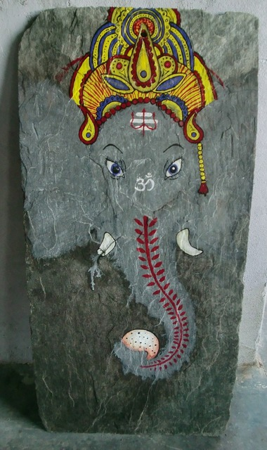 Elephant ganesha india.