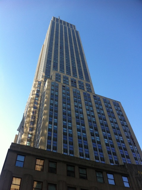 Empire state building new york, architecture buildings.