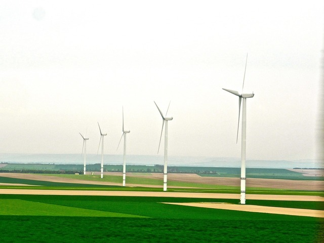 Energy green wind.