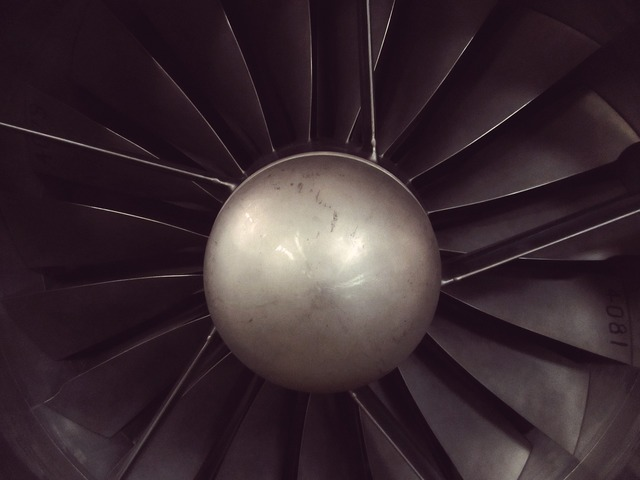 Engine plane propeller, science technology.