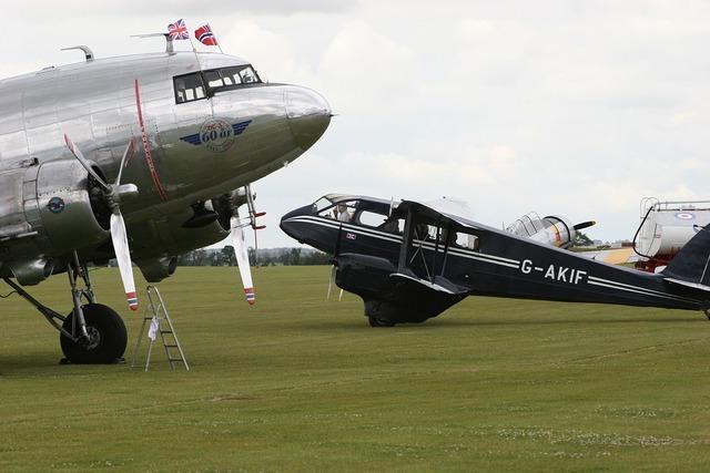 England aircraft historically.
