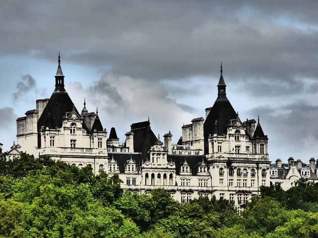 England castle london, architecture buildings.
