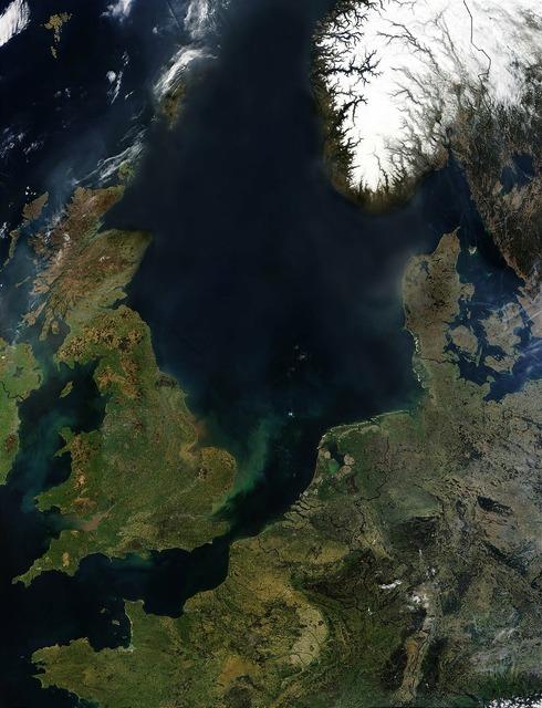 England ireland northern europe.