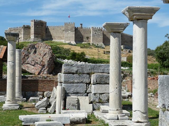 Ephesus antique antiquity, religion.