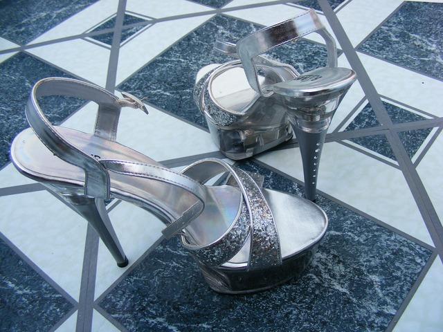 Erotic heels high, beauty fashion.