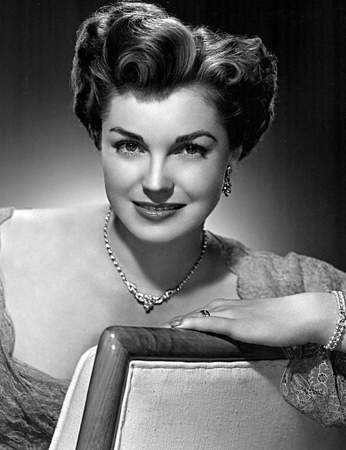 Esther williams competitive swimmer business woman.