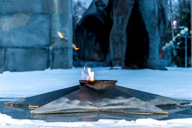 Eternal flame monument russia, architecture buildings.