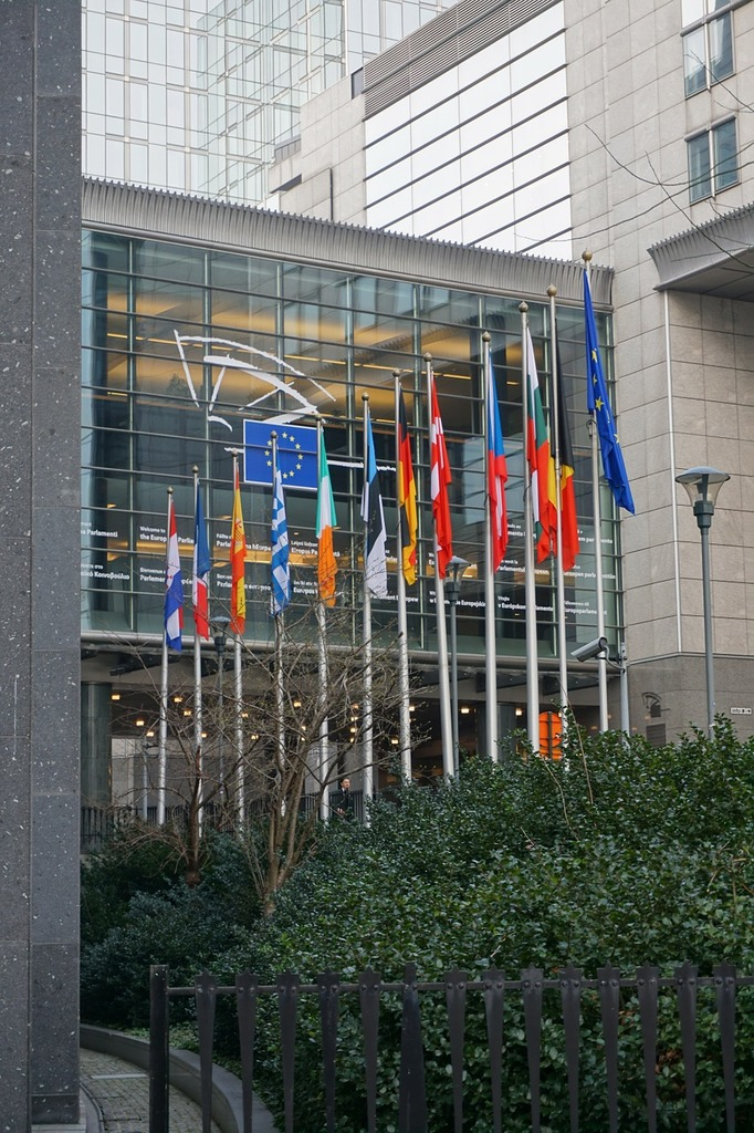 Eu brussels parliament.