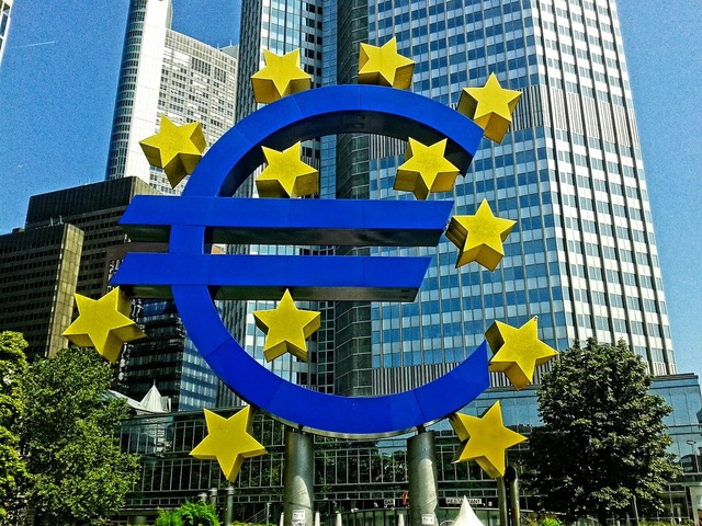 Euro currency finance, business finance.