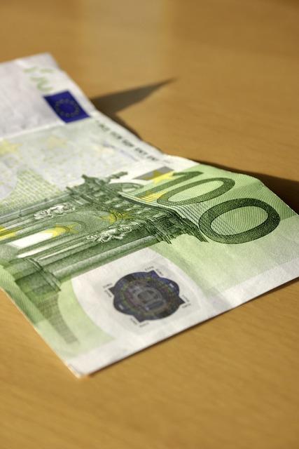Euro eur money, business finance.