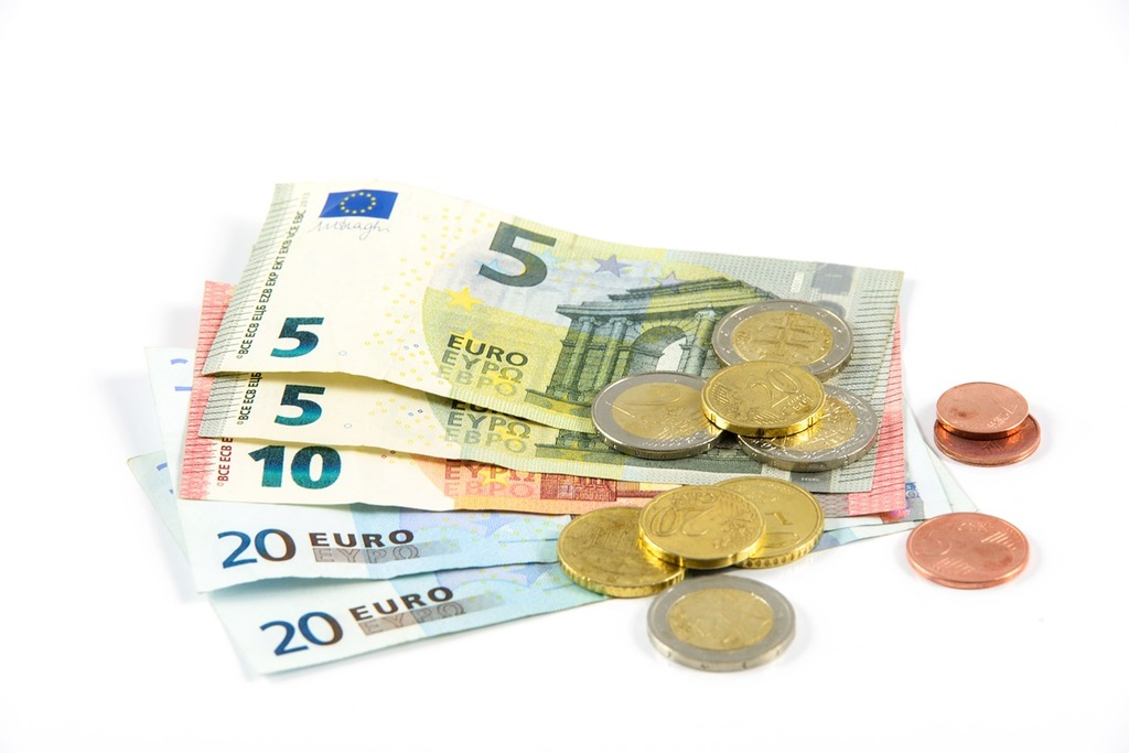 Euro money a wealth of, business finance.