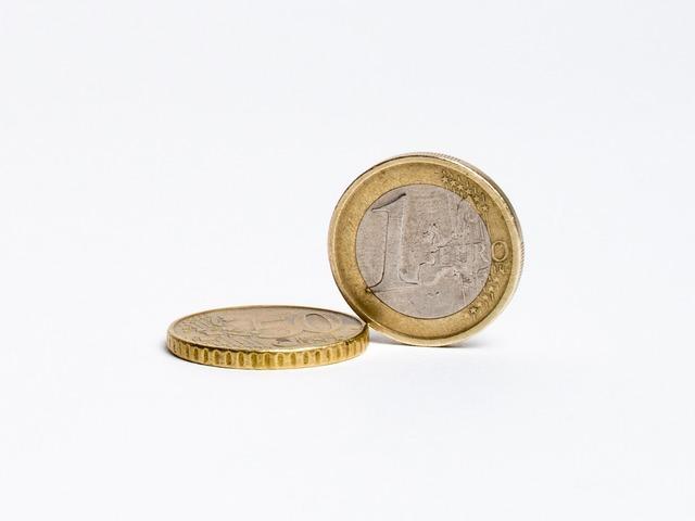 Euro money cash, business finance.
