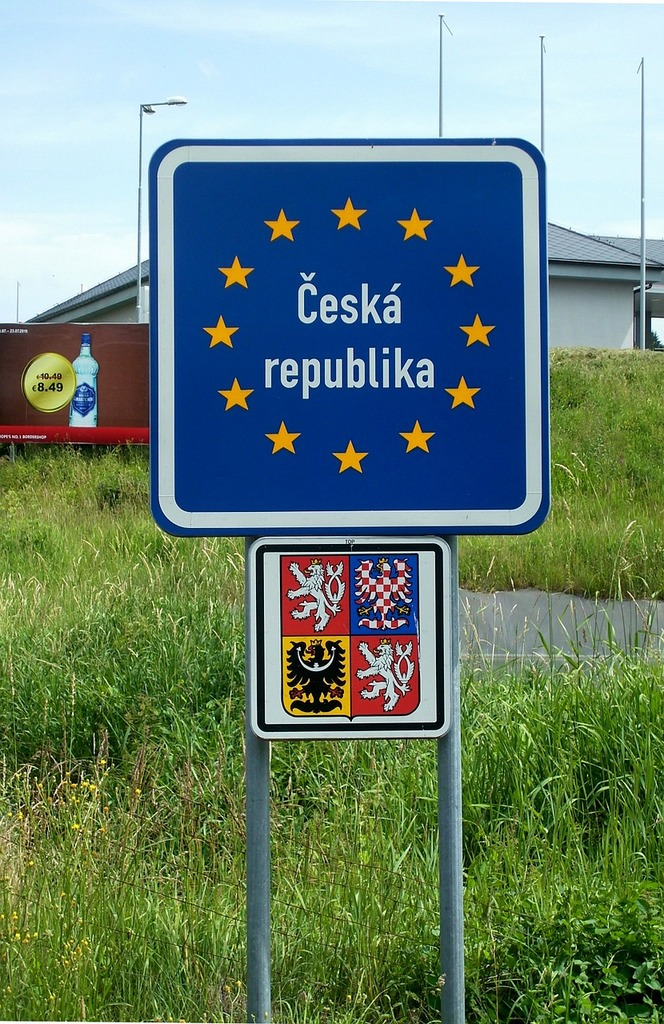 Europe border czech republic.