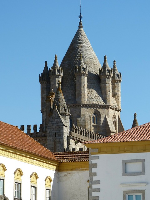 Evora portugal architecture, architecture buildings.