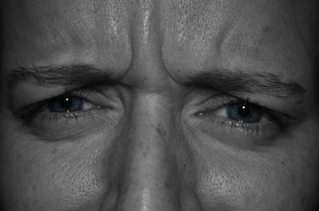 Eyes face eyelashes.