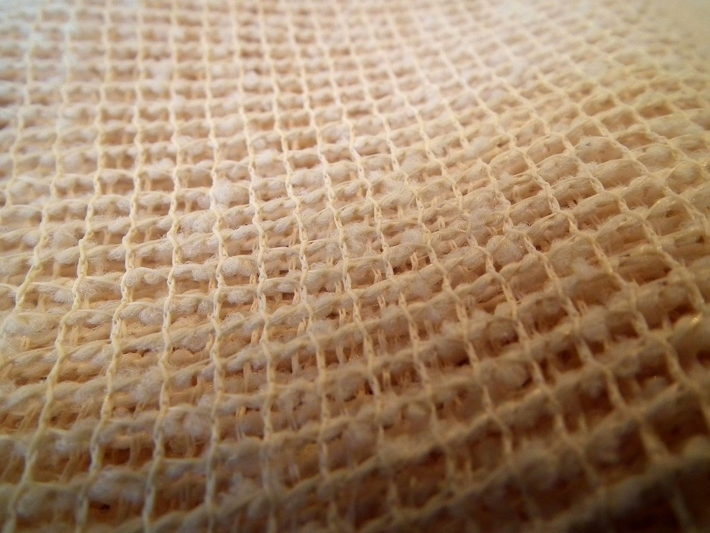 Fabric material knitted wear, backgrounds textures.