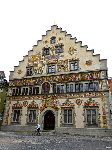 Facade decorative decoration, architecture buildings.