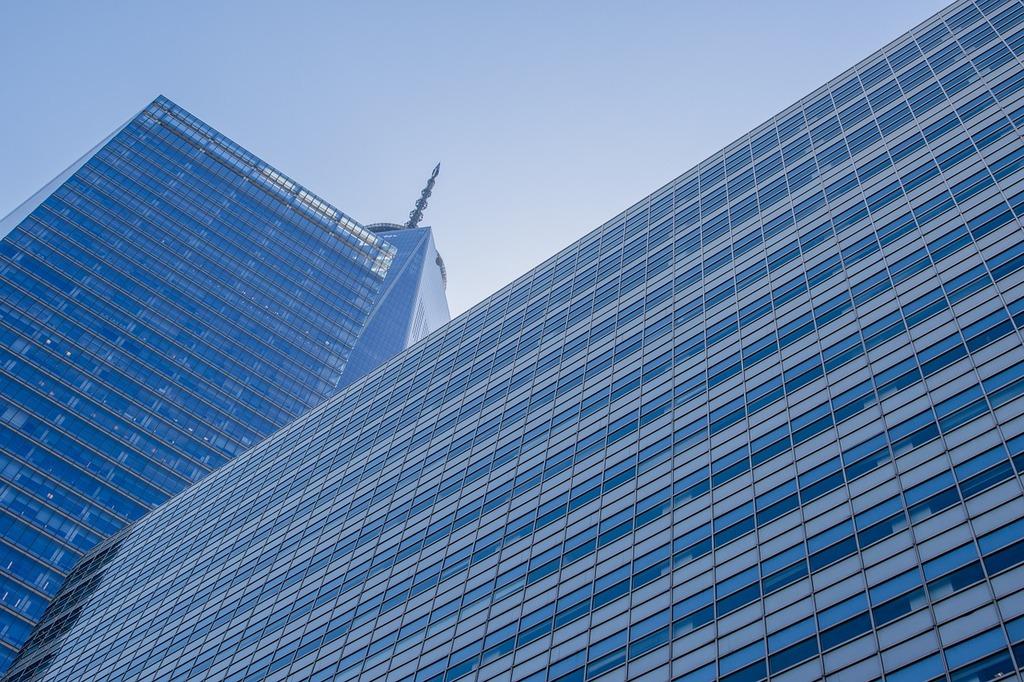 Facade glass architecture, architecture buildings.