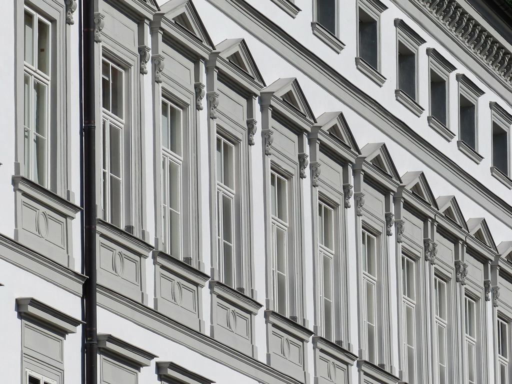 Facade window home, architecture buildings.