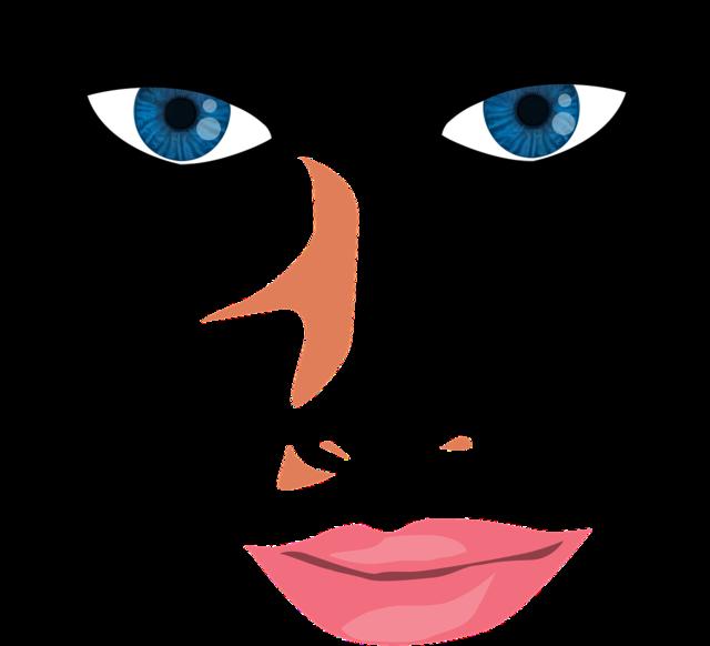Face face illustration facial, beauty fashion.