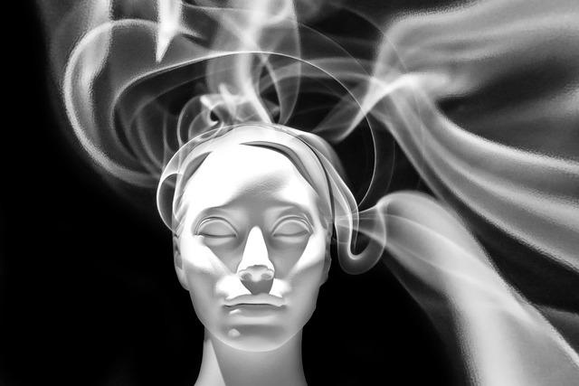 Face soul head, emotions.