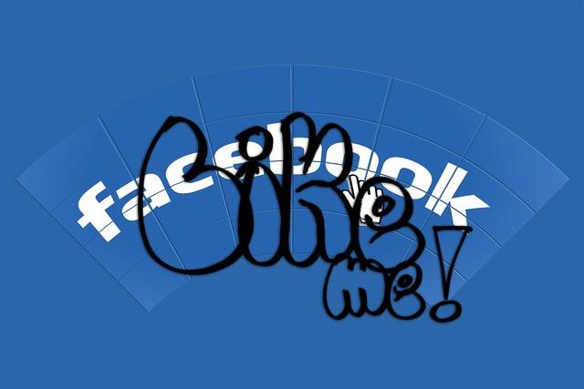Facebook like social network, computer communication.