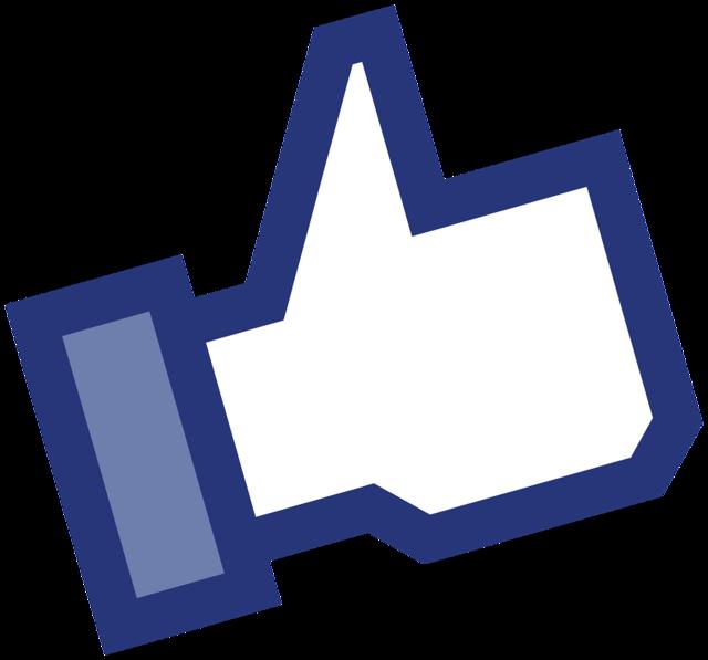 Facebook like social network facebook, computer communication.