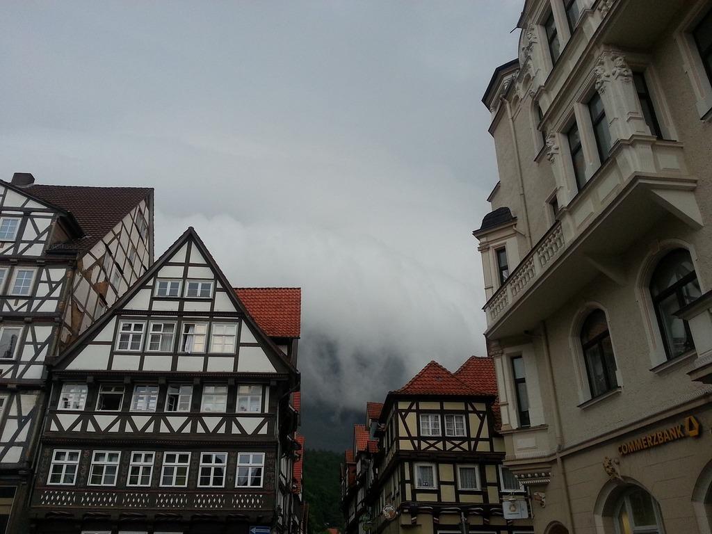 Fachwerkhaus storm hanovarian lead.