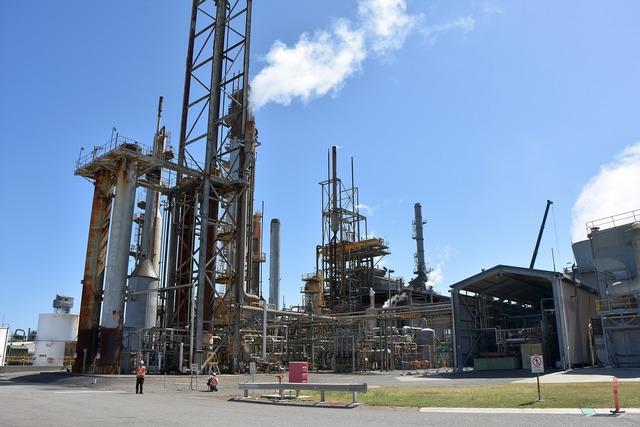 Factory industry ammonium nitrate, industry craft.