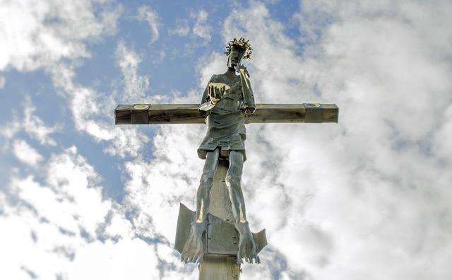 Faith cross jesus, religion.