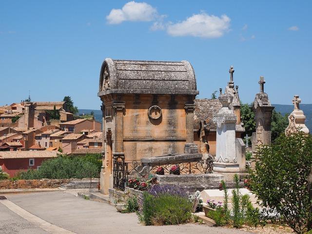 Family grave cemetery graves, religion.