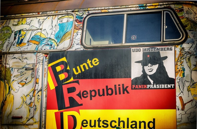 Federal republic of udo lindenberg special train to pankow, travel vacation.