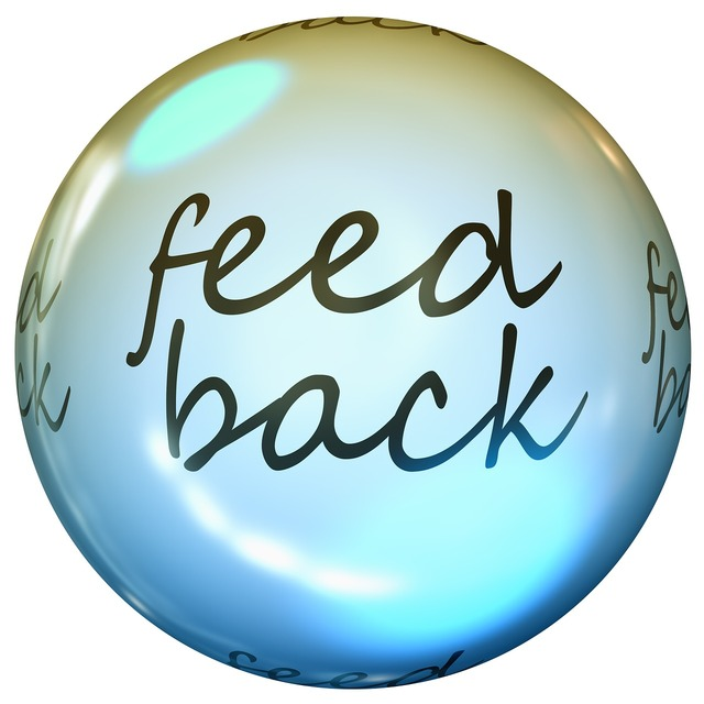 Feedback ball about.