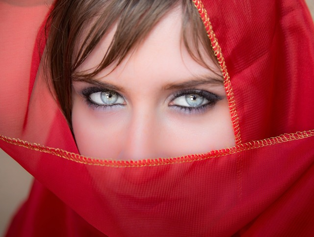 Female woman beautiful, beauty fashion.
