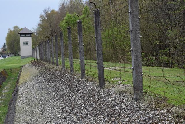 Fence concentration camp prison.