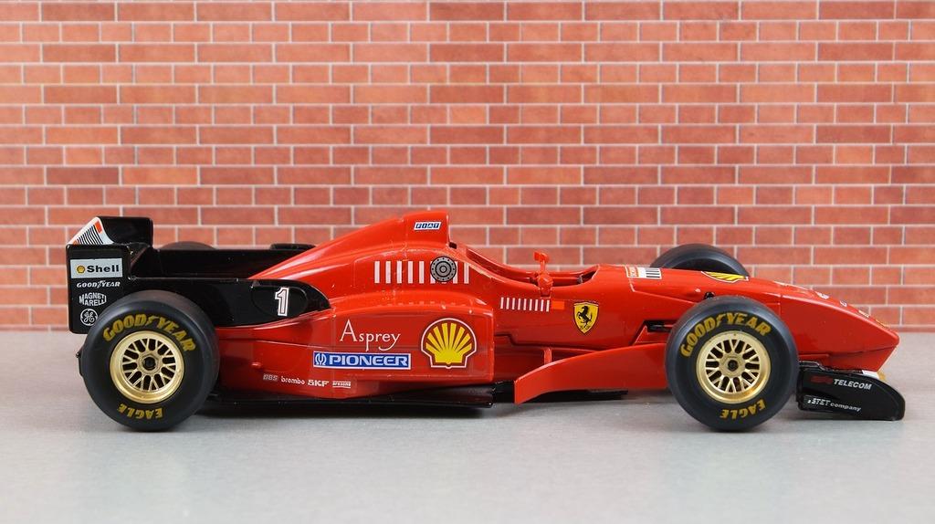 Ferrari f310 formula 1.