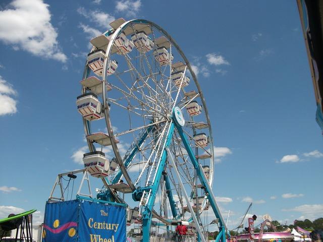 Ferris wheel ferris wheel.