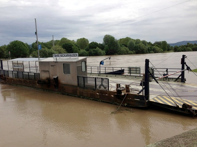 Ferry high water car ferry.