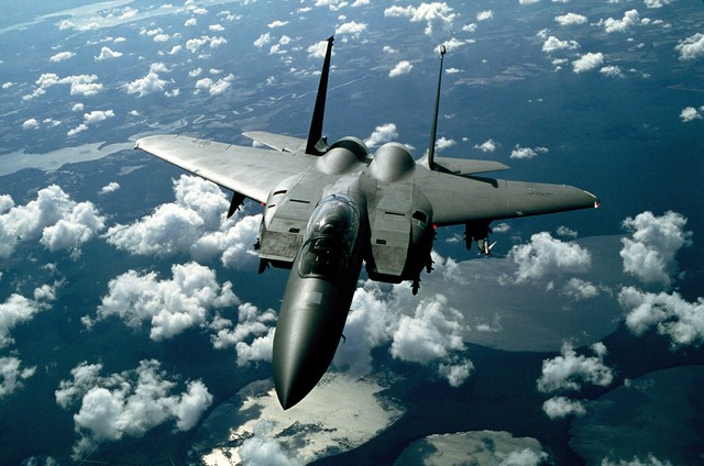Fighter jet jet aircraft.