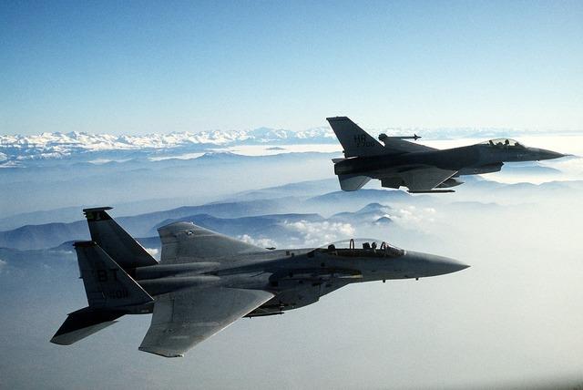 Fighter jets jets aircraft.