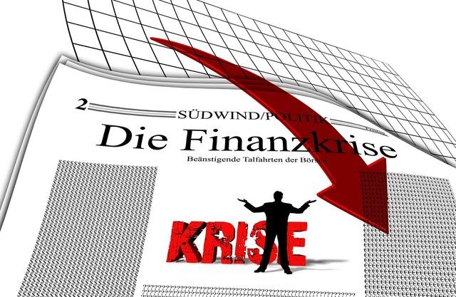 Financial crisis debt crisis, business finance.