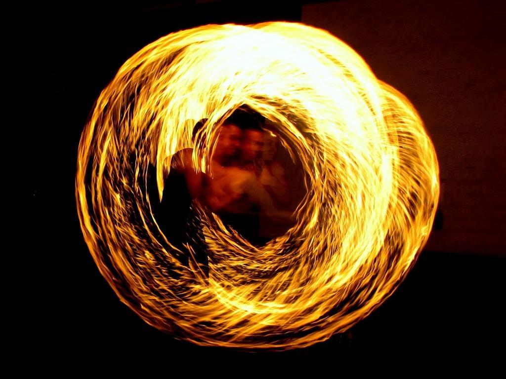 Fire eaters fire artist fire.