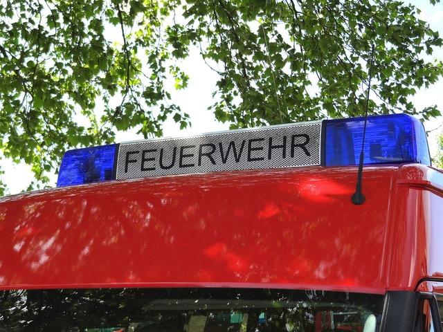 Fire fire truck rescue vehicle.
