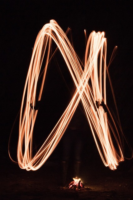 Fire iron filament.
