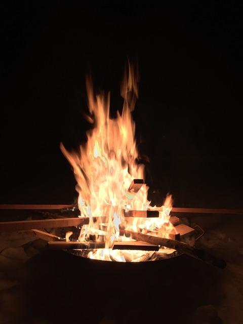 Fire romance burn.