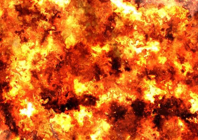 Fireball fire brand.