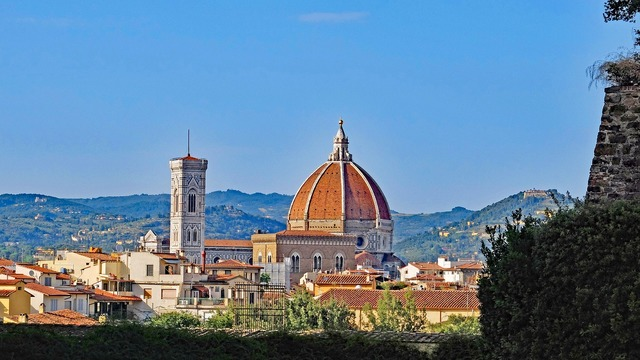 Firenze florence italy, architecture buildings.