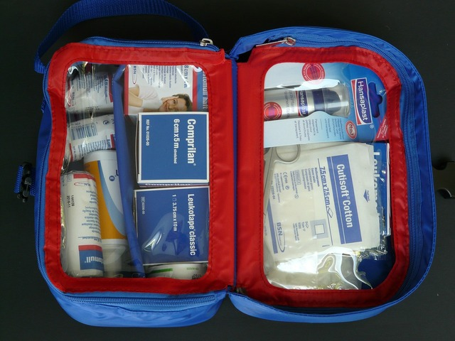 First aid kit kits medical patch.