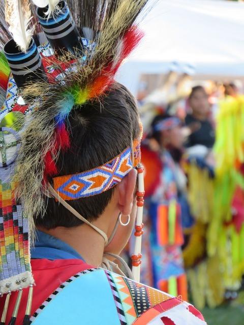 First nation warrior headdress, sports.