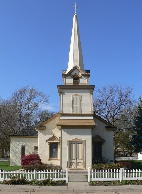 First presbyterian church bellevue nebraska, architecture buildings.